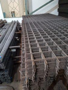 Jual Wiremesh SNI Perlembar m4-m12 Ready Stock Sidoarjo